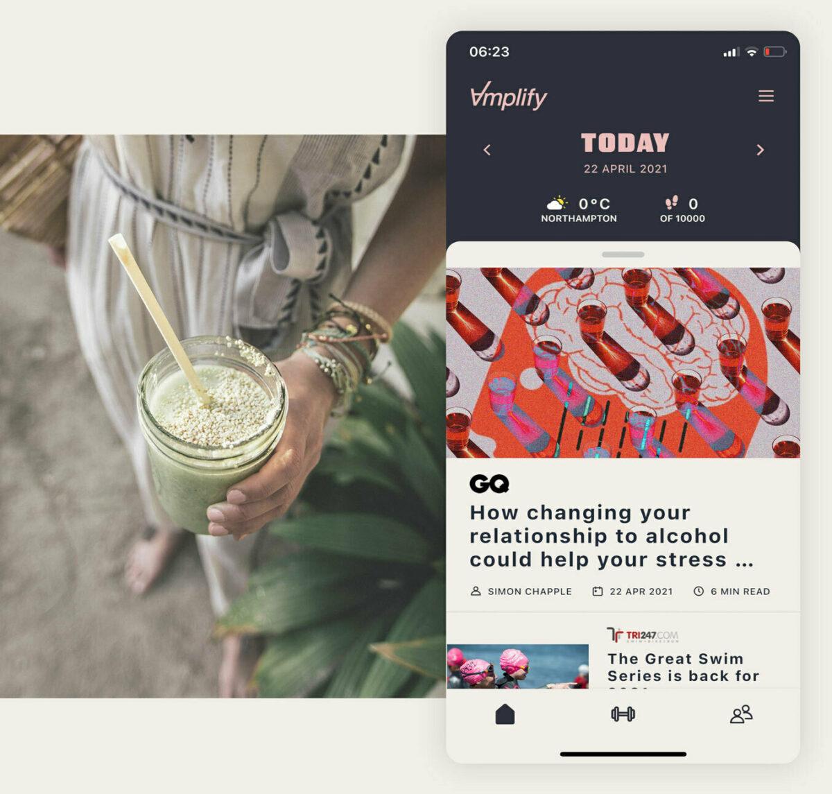 Amplify App Lifeline