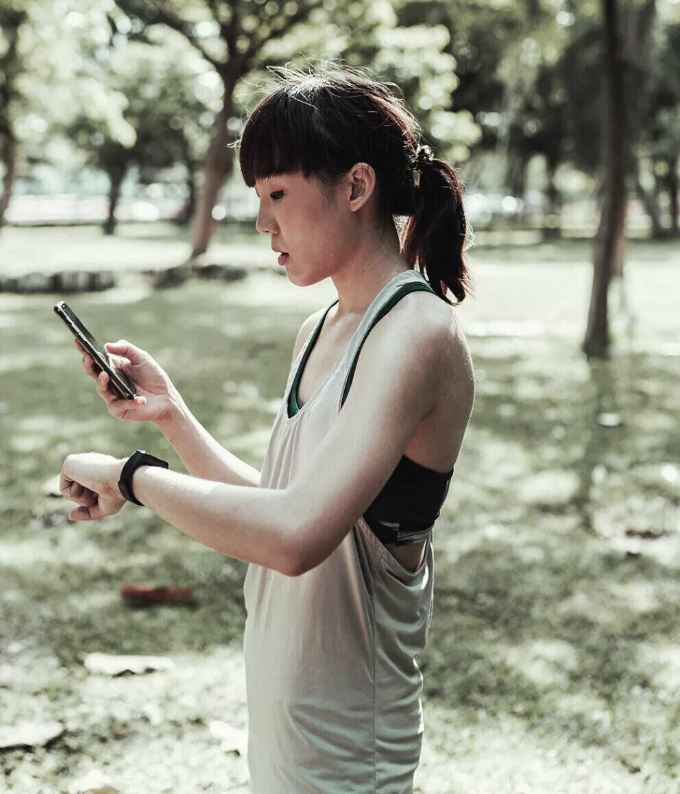 Amplify Wearables and Smartwatch integration