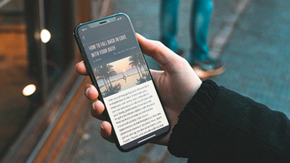 Amplify Lifeline partner content